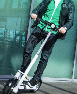 JACK electric scooter now available