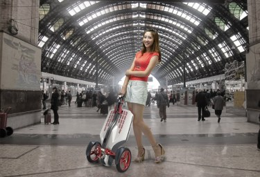 MUVE. The latest Electric mobility Scooter.