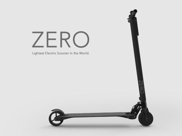 ZERO Electric Scooter