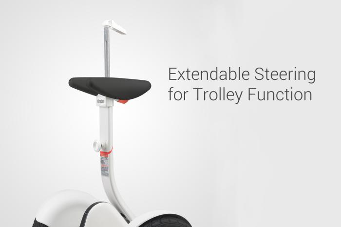 Ninebot Mini Pro Trolley Function