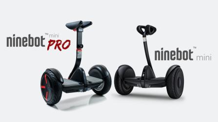 A Case of Ninebot vs Segway | Epique Bikes