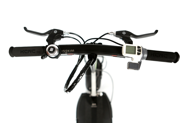 Quick 2 folding handlebar