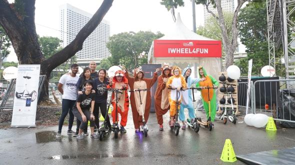 Group shot iwheel4fun