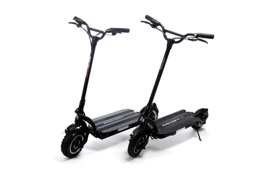 Dualtron powerful fast electric scooters