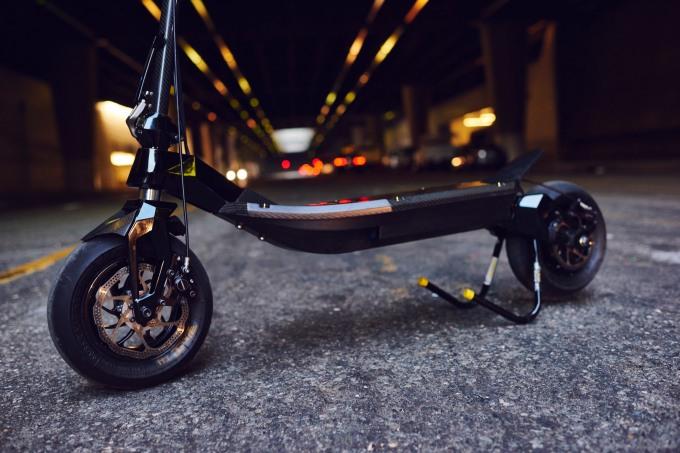 Front and Rear Shimano XT brakes