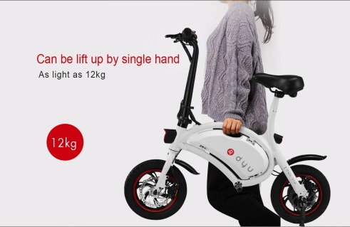 DYU Seated Electric Scooter 2